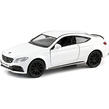 RMZ City - 1/36 Scale 2019 Mercedes-Benz C63 S AMG Coupe (White)