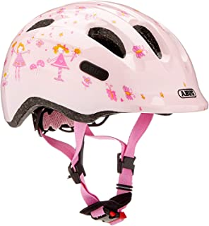 Abus Smiley 2.0 Kinder-Fahrradhelm // Rose Princess