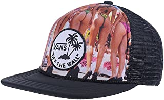 Vans Men's Hank Foto Cap - Hank/black
