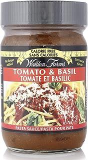 Walden farms Calorie Free Tomato & Basil Sauce - 340 gm