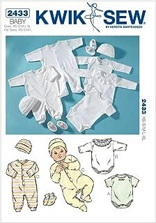 baby onesie pattern