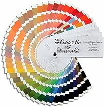 Color Me A Season Color Fan - Autumn