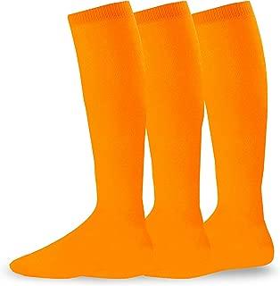 Best neon orange socks Reviews
