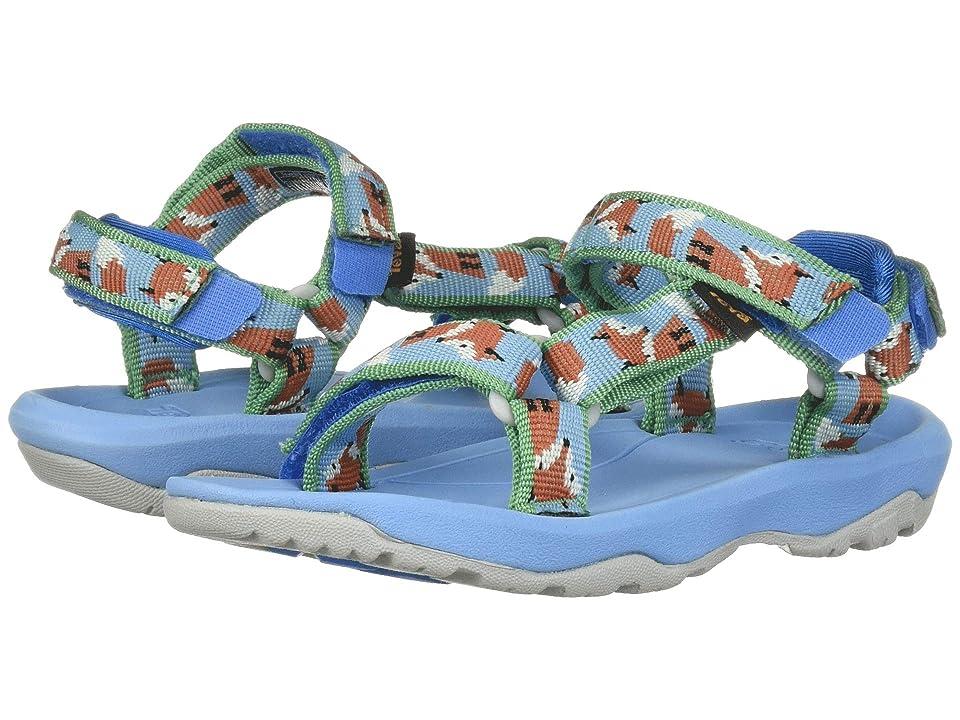 Teva Kids Hurricane XLT 2 (Toddler) (Fox Green) Boys Shoes