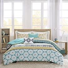 Intelligent Design ID10-751 Arissa Comforter Set Twin XL Green, Twin/Twin X-Large