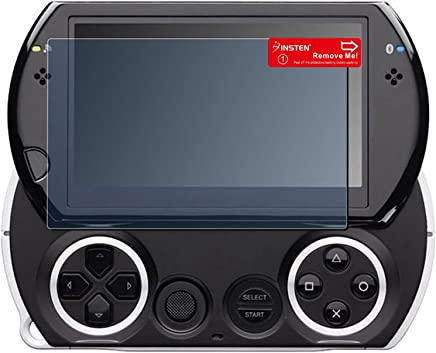 Insten [3 Pack Valued Combo] - Compatible With SONY PSP Go Reusable Screen Protector