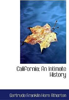 California; An Intimate History
