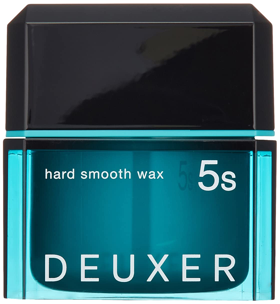 のれん無駄な価値のないナンバースリー DEUXER(デューサー) ハードスムースワックス 5S 80g