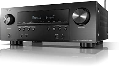 Denon AVR-S940H 7.2 Channel High Power 4K AV Receiver with HEOS Built-in