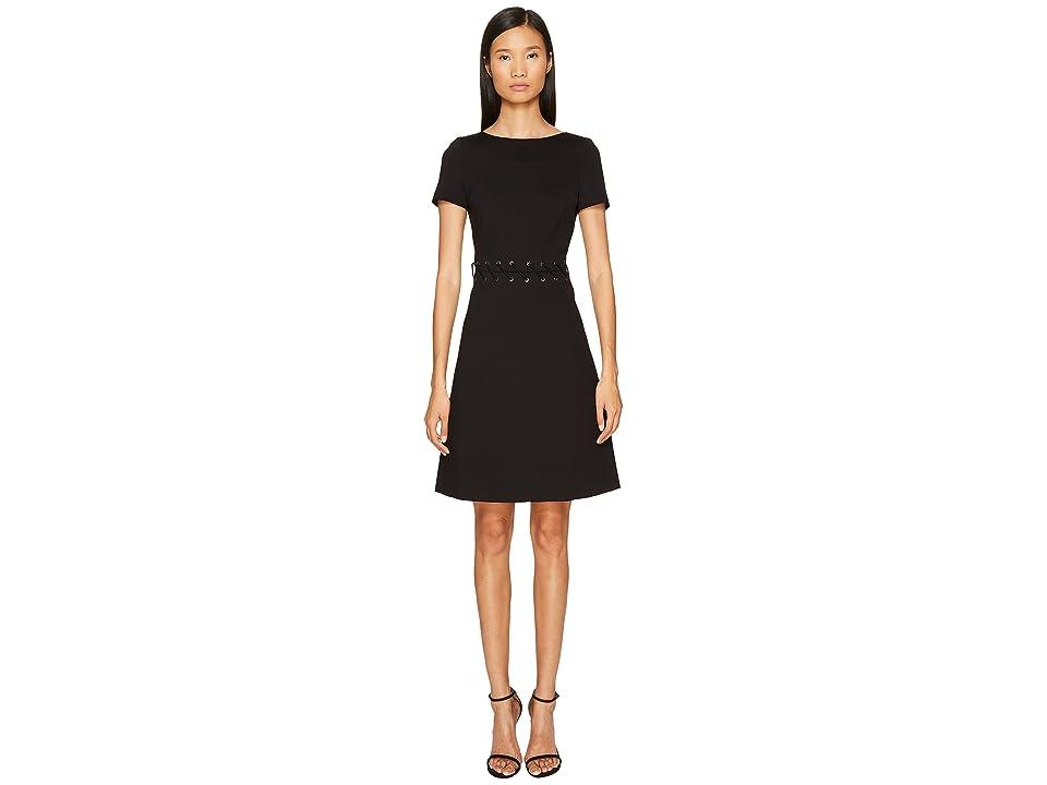 ESCADA Sport Dacorda Braided Waist Dress (Black) Women