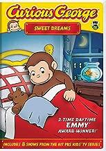 curious george sweet dreams dvd