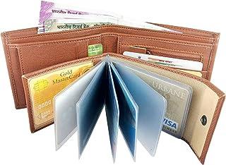 Fosso® Brown Men's Bi-Fold Wallet