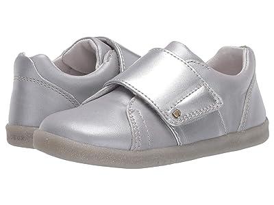 Bobux Kids I-Walk Boston (Toddler) (Silver) Kid