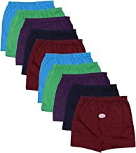 Esteem Boys and Girls Multi Colour Drawer Trunk Brief Pack 10 pcs