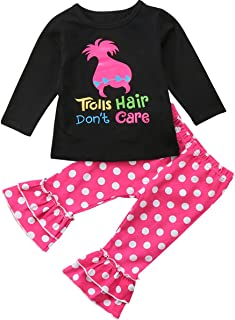 troll hair don t care outfit