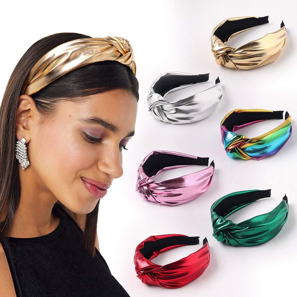 NotingBuss Womens Ear Warmers Headbands Winter Warm Fuzzy Cable Knit Head Wrap Gifts