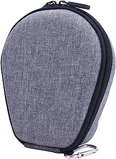 Carrying case for AfterShokz Trekz Titanium Bone Conduction Headphones by Aenllosi Gray 20171214-ceus-2