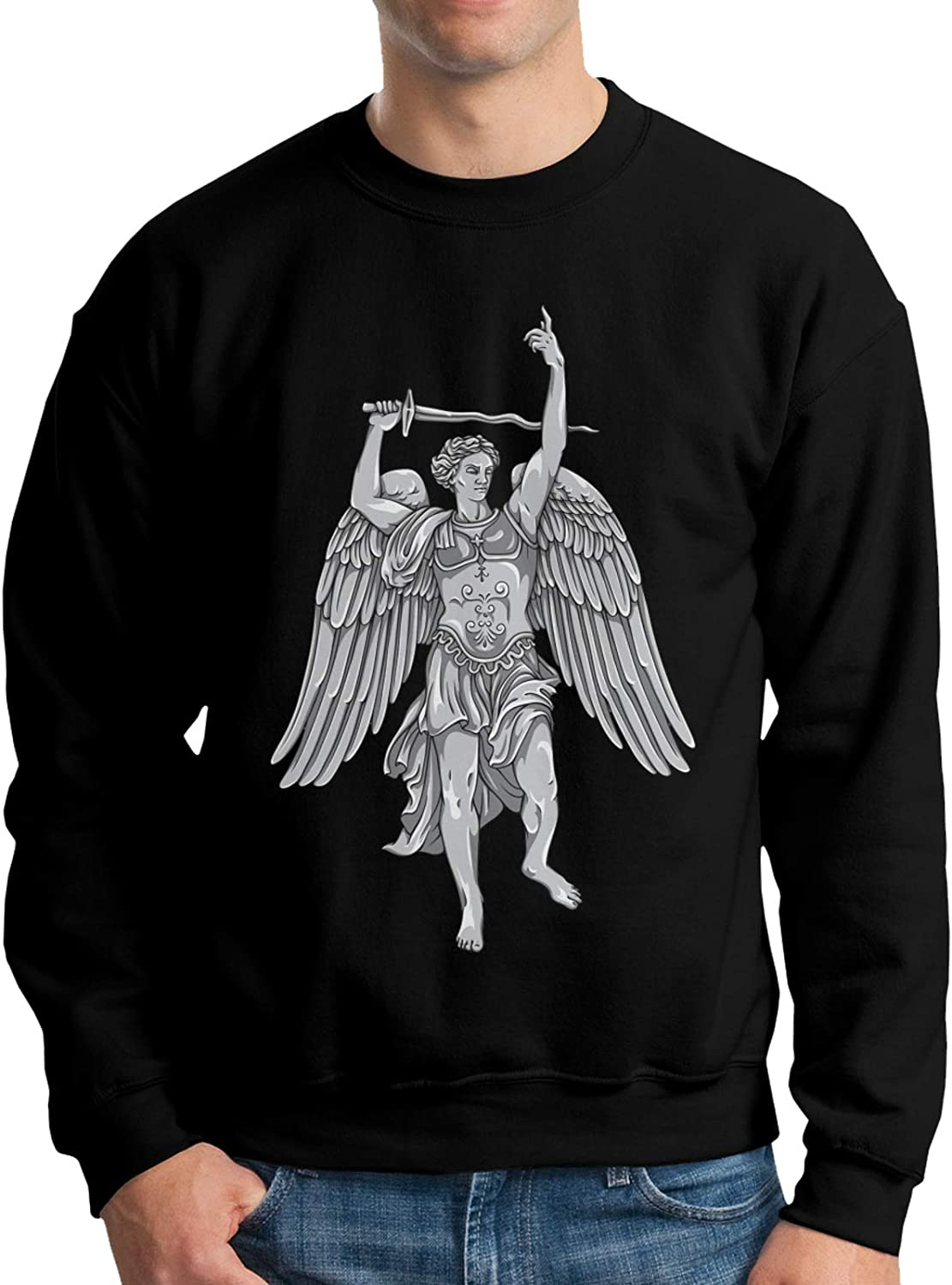 Archangel Michael Sweaters Sale special price Classic Pullover Crewneck All items in the store Sweatshirts