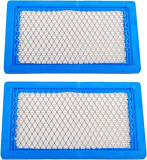 Euros 2 Pack 11013-7017 Air Filter Fit for Kawasaki FH381V FH430V (13 and 15 HP Engines) Replace for John Deere MIU10998 Gravely 21538000 Husqvarna 531 30 81-57 Ariens 2153800