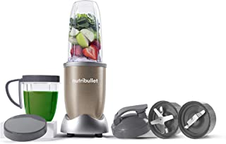 Nutribullet 900 Watts, 10 Piece Set, Multi-Function High Speed Blender, Mixer System with Nutrient Extractor, Smoothie Mak...