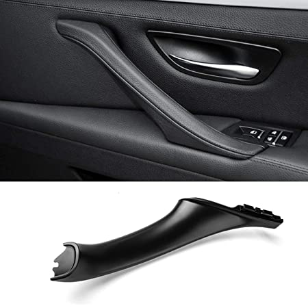 Front Left Door Bracket LIMBQS car Interior Door Handle Window Switch Armrest Panel for BMW 5 Series Trim Grab Cover Armrest Driver Side Fits: BMW 520 523 525 528 530 535 2010-2016