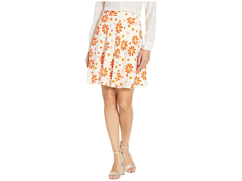 Juicy Couture Dotted Daisy Flirty Skirt (Angel Dotted Daisy) Women