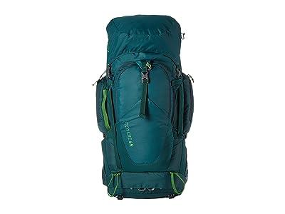 Kelty Coyote 65 Backpack (Ponderosa Pine) Backpack Bags