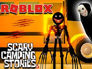Clip: Roblox Scary Camping Stories
