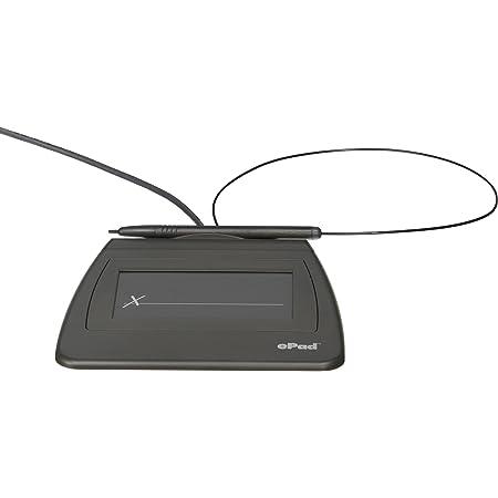 Topaz SigLite T-L460-HSB-R USB Electronic Signature Capture Pad Certified Refurbished Non-Backlit