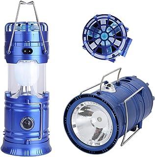 ほうねん堂 ソーラー 充電式 ランタン 懐中電灯 led ライト 扇風機付 ポータブル usb ポート付 キャンプ バーベキュー 釣り 非常用 災害 緊急