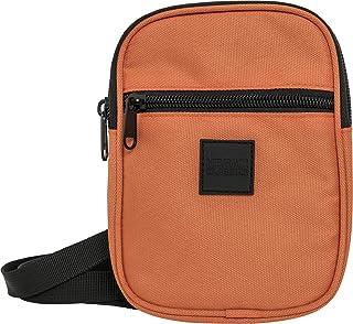 Urban Classics Festival Bag Small Bolso bandolera, 19 cm, Naranja (vibrantorange)