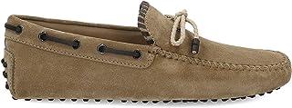 Luxury Fashion | Tod's Men XXM0GW0CR50DIO044I Beige Suede Loafers | Spring-summer 20