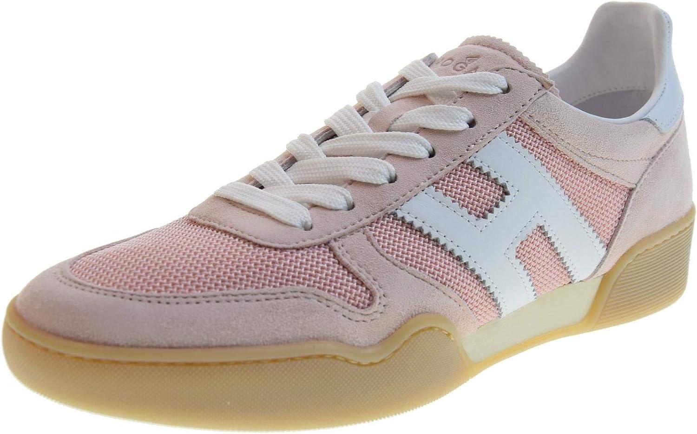Hogan Women's shoes Low Sneakers HXW3570AC40KRF0QEJ H357 Size 38 Pink