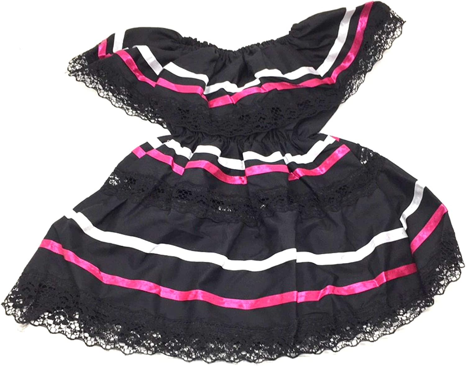Mexican Infant Dress Size 0 Color Ultra-Cheap Deals store Co Day Black Dead The of
