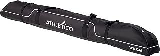 Diamond Trail Padded Ski Bag - Single Ski Travel Bag to Transport Skis