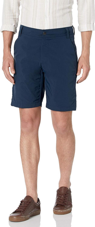 Amazon Essentials Men's Slim-fit Hybrid Tech 9