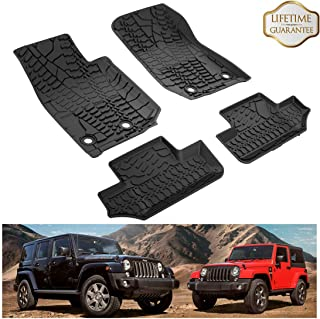 Best jeep jk weathertech Reviews
