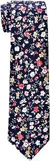 Retreez Garden Roses Pattern Cotton Boy's Tie - 8-10 years - Various Colors