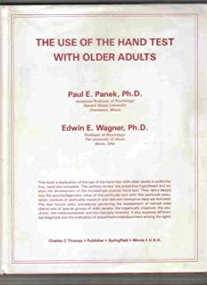 The Use of the Hand Test With Older Adults