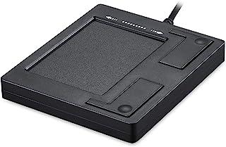 ペリックス PERIPAD-501 II 有線 トラックパッド タッチパッド USB接続 小型 Windows対応 マルチジェスチャー タッチ 業務用 86x75x11mm 【正規保証品】(ブラック)