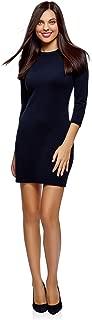 Ultra Women's 3/4 Sleeve Knit Dress