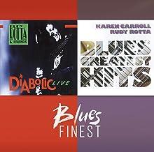 ROTTA,RUDY - Blues Finest (2019) LEAK ALBUM