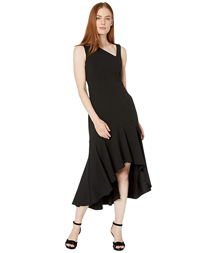 Low Dress (Black) Women's Dress