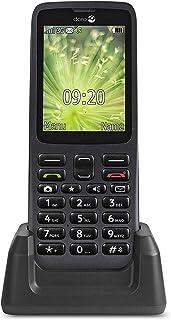 Doro 5516 Mobiltelefon grafit