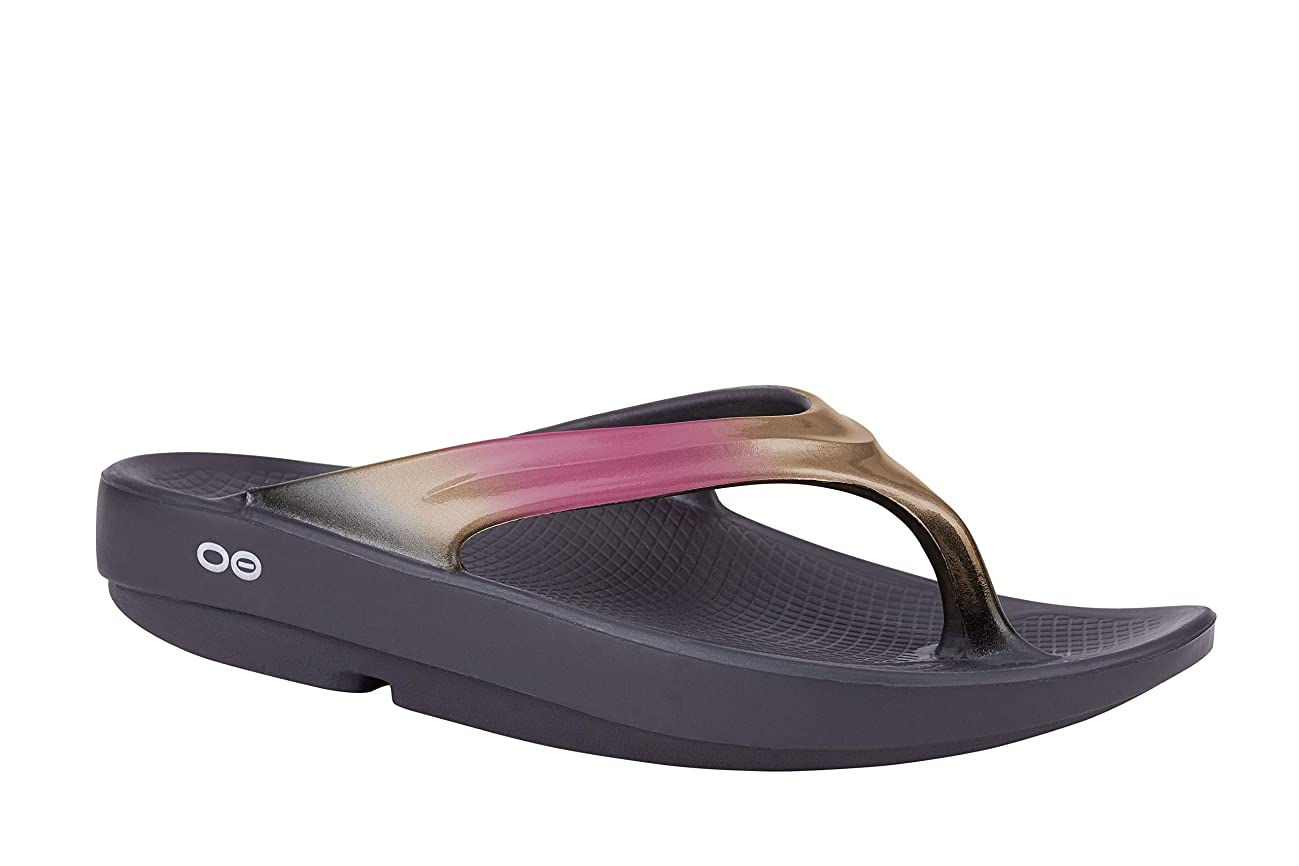 OOFOS - Women's OOlala - Post Run Sports Recovery Thong Sandal