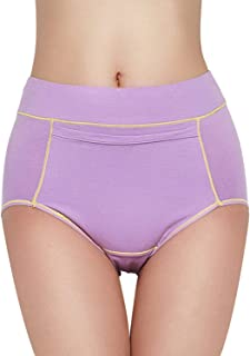 Women Menstrual Panties Period Physiological Pants Female Cotton Leak Proof Sexy Underwear Breathable Briefs
