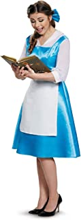 belle village costume adult