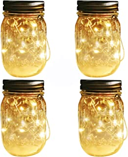 hanging mason jars for weddings