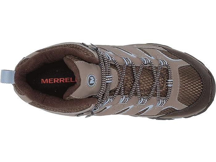 merrell moab 2 mid gtx femme avis amazon