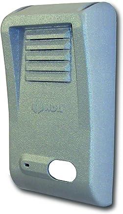 HDL 900201234, Proteção Externa Para Porteiro Eletrônico, Cinza